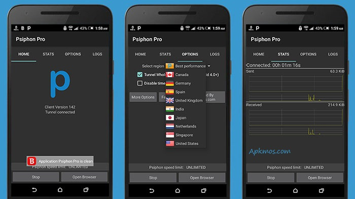 Psiphon Android