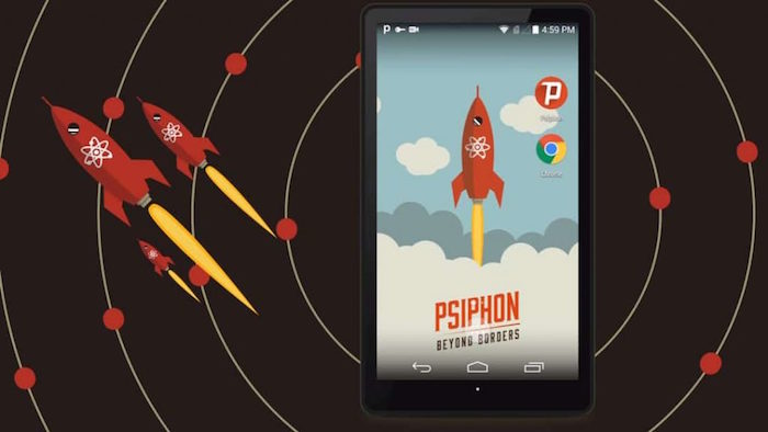Psiphon Handler Settings